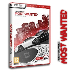 بازی need for speed: most wanted/اورجینال