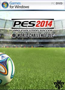pro evolution soccer 2014 - world challenge (2 dvd) اورجینال