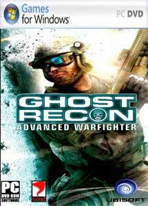 tom clancy`s ghost recon advanced warfighter اورجینال