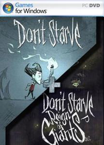don't starve - reign of giants اورجینال
