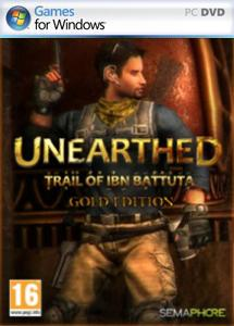 unearthed: trail of ibn battuta - gold edition episode 1 (2 dvd) اورجینال