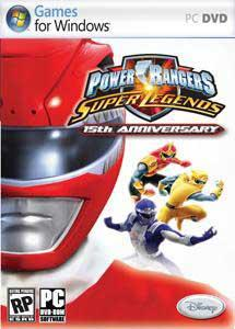 power rangers: super legends اورجینال