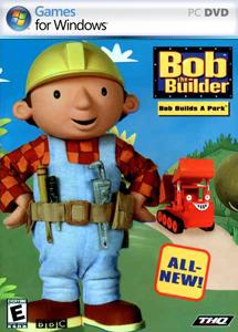 bob the builder builds a park اورجینال