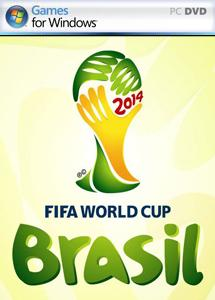 2014 fifa world cup brazil (2 dvd) اورجینال