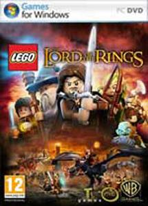 lego the lord of the rings (2 dvd)
